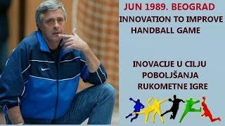 гандбол Branislav Pokrajac INOVACIJE U RUKOMETU INNOVATION TO IMPROVE handball game