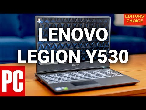 1 Cool Thing: Lenovo Legion Y530
