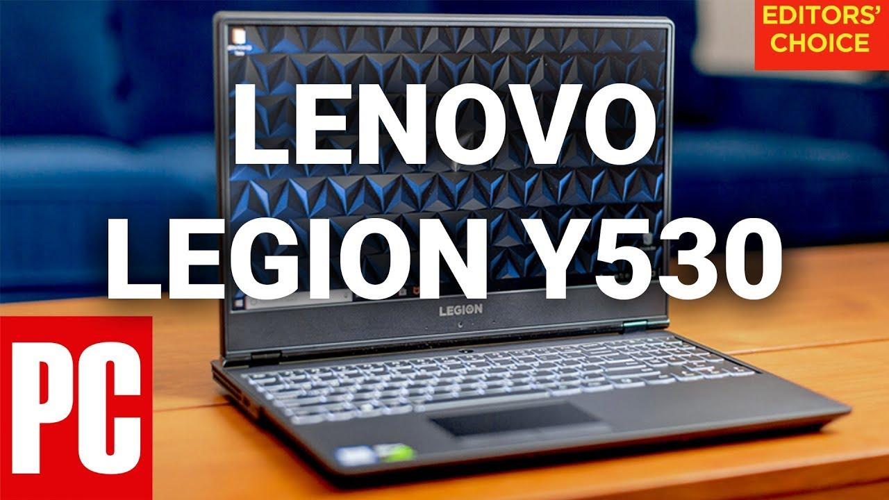 1 Cool Thing: Lenovo Legion Y530