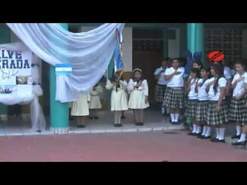 Colegio Josefino Nuestra Señora de la Paz. Inauguración del Mes de la ...