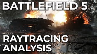 Battlefield 5 – DXR Raytracing Analysis | Frame Rate Test | Graphics Comparison [sponsored]