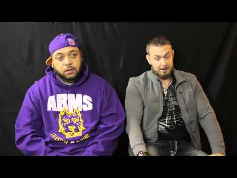 "Thats Unk "" Watch Out Now "" Interview with Tadow"