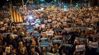 Spain suspend Catalonia's political autonomy thumbnail