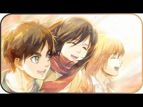 ▶ Attack on Titan / Shingeki no Kyojin Season 3 OP •「Red Swan」 YOSHIKI feat. HYDE ᴴᴰ