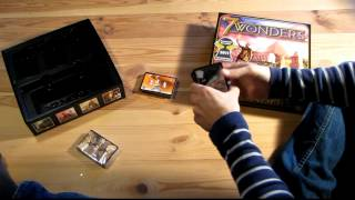 7 чудес ( 7 Wonders ) - настольная игра от IgraJ.by(Обзор комлектации настольной игры 7 чудес ( 7 Wonders ) http://igraj.by/categories/view/3446 Технические характеристики •Коли..., 2012-05-04T14:36:04.000Z)
