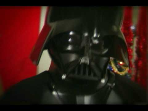 """Run Away!"" - Chad Vader Greeting Card #4: For Children"