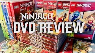 Ninjago DVD Review! - Special - ©Master