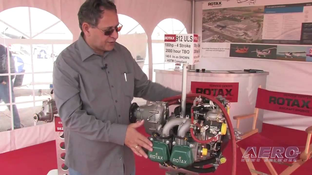 Aero-TV: Safety Tip of the Week A Guide to Rotax Engine