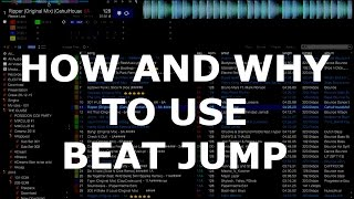 DJ Tips - Beat Jump: The One Feature Every DJ Should Learn