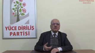 """Sezai Karakoç'un """"Başkanlık Sistemi"""" hakkındaki fikirleri"""
