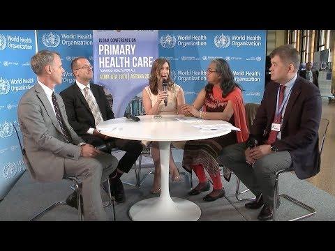 Past, present, and future primary health care: Alma-Ata at 40