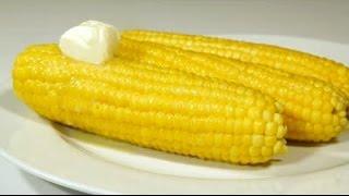Как варить кукурузу чтоб она была очень вкусной Поддубные