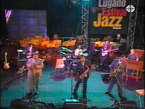 Maceo Parker - Gimme Some More (I) in Lugano 1993