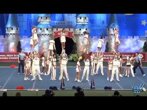Bartow High School Coed UCA Finals 2016