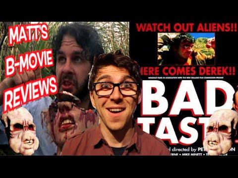 Matt's B-Movie Reviews   BAD TASTE