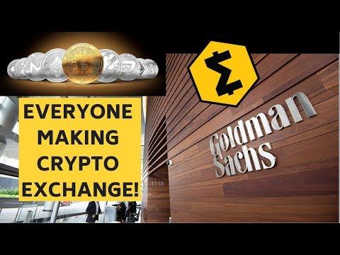 $9600 BTC Price Target - Goldman Sachs Embracing Blockchain? - SmartCash Airdrop!