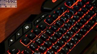Обзор клавиатуры Crown CMKG-100