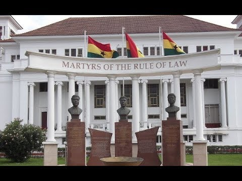 President Akufo-Addo suspends four Justices of Supreme Court
