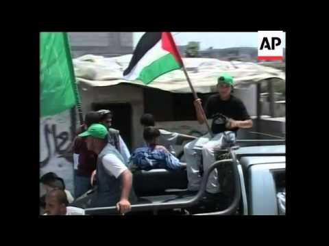 Four Palestinian militants killed in Israeli airstrikes