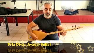Urfa Divan Ayağı solfej - Hasan Kazan