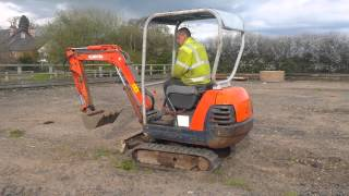 mini digger for sale on ebay