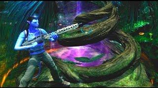 Обзор-1 стрелялки James Cameron's Avatar 'the game' (2009)