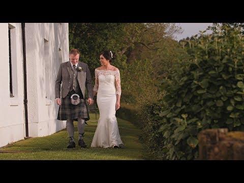 Fay & Craig | Wedding Film | Maryculter House Hotel | Aberdeen | Scotland