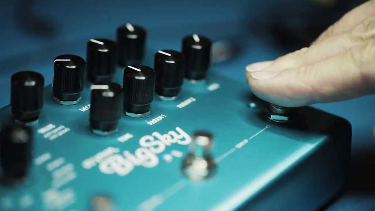Strymon BigSky Pedal Drivers for Windows
