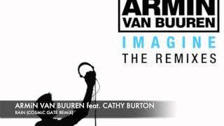 Armin Van Buuren Feat Cathy Burton Rain Cosmic Gate Remix