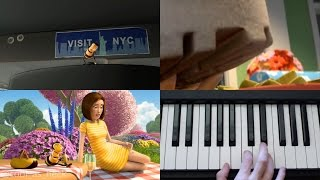 Song made almost entirely of sounds from the Bee Movie trailer thumbnail