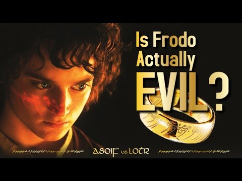 Why Could Frodo Resist The Ring