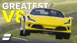 Ferrari F8 Spider Review: The Greatest V8   4K
