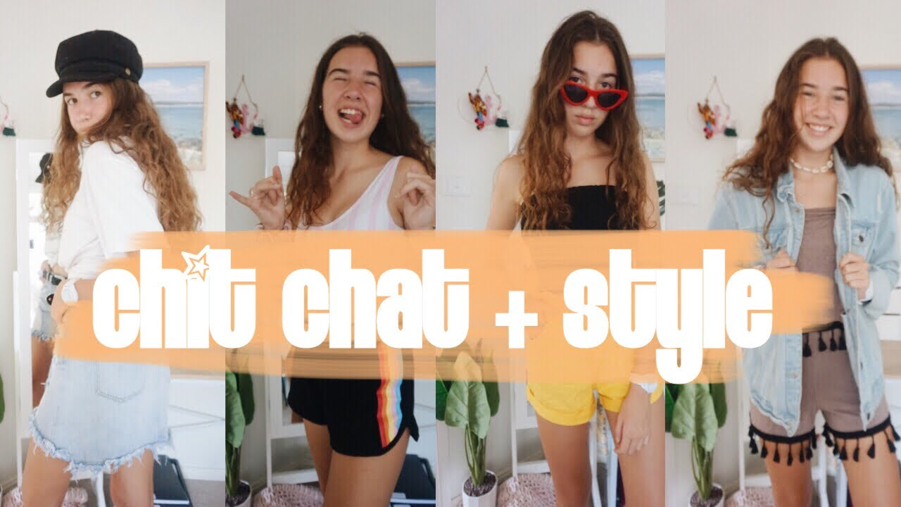 Chit Chat Style With Me! #1 | Summer Outfits! 4