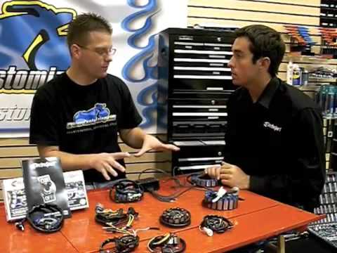 Stators  Regulators/Rectifiers - What you need to know? - Video