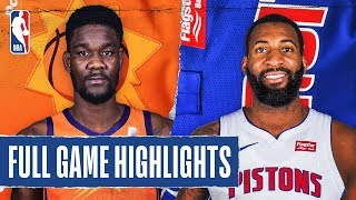 SUNS at PISTONS   FULL GAME HIGHLIGHTS   February 5, 2020