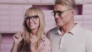 Smarteyes höstkampanj 2017 med Izabella Scorupco och Dolph Lundgren