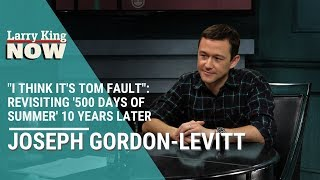 """I Think It's Tom Fault"": Joseph Gordon-Levitt Revisits '500 Days of Summer' 10 Years Later"