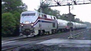 Amtrak in Upstate NY 1999 - Part 1