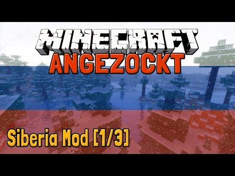 MINECRAFT Angezockt - Siberia Mod [1/3] Willkommen in Sibirien! [German | Deutsch]