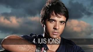 Los cantantes masculinos latinos del momento