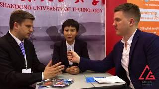 Руководитель Шаньдунского политехнического университета о грантовых программах обучения