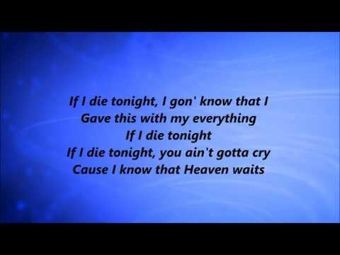 Lecrae - If I Die Tonight (Lyrics)