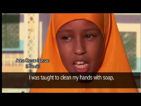 KEEP YOUR SCHOOL CHOLERA FREE - Mogadishu