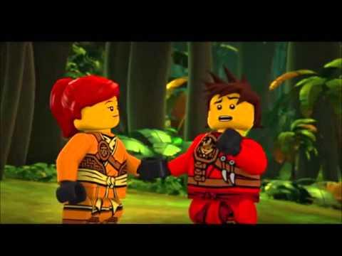 Lego ninjago music video losing my mind kai and skylor - Ninjago les 4 armes d or ...