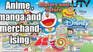 History and future of Doraemon in India - Most detailed , merchandise , Anime, movies and manga