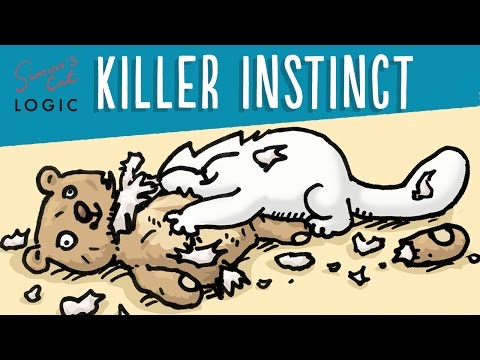 "Does Your Cat Bring You ""Gifts""? - Simon's Cat 