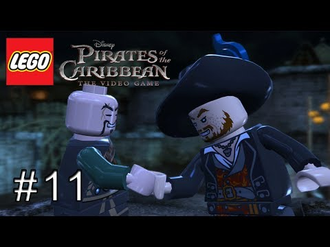 LEGO Pirates of the Caribbean Episodes 11 Singapore 1440P Remaster gogglebox gamer