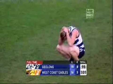 west coast eagles - comeback kings