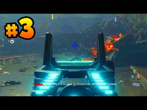 """Call of Duty BLACK OPS 3 Walkthrough (Part 3) - Campaign Mission 3 """"IN DARKNESS"""" (COD 2015 HD)"""