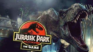 TORNADO NISZCZY NASZ PARK, T-REX UCIEKA! | Jurassic World Evolution [#14]